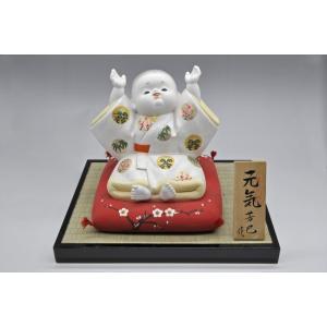 博多人形 【元気】元気いっぱい! 夢いっぱい! hakata-honpo