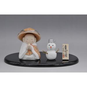 博多人形 【童地蔵】  hakata-honpo