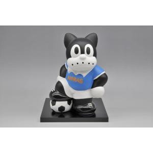 博多人形 【のらくろサッカー】 |hakata-honpo