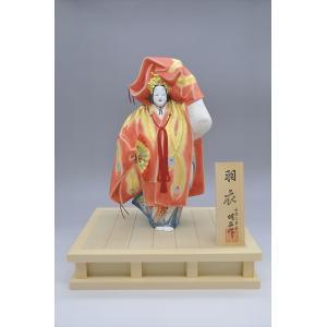 博多人形 【羽衣】 世界文化遺産「能」の世界|hakata-honpo