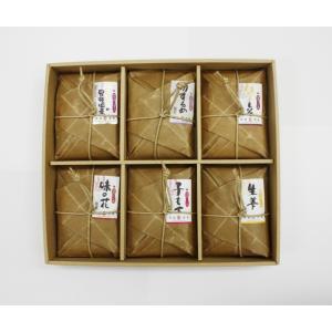 川原食品 小さな油紙佃煮6品セット 送料無料|hakataichi