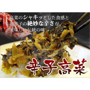 辛子高菜 230g×1袋 博多 送料無料 ポイント消化  おにぎり・チャーハン・ラーメン・パスタにどうぞ hakataichi 02