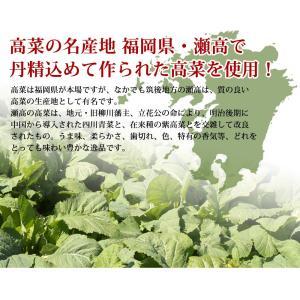 辛子高菜 230g×1袋 博多 送料無料 ポイント消化  おにぎり・チャーハン・ラーメン・パスタにどうぞ hakataichi 04