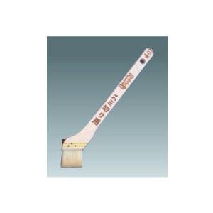 ペインターズ 刷毛 スミ切り用 (中国製) 8号・24mm |hakeya