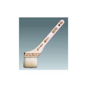 ペインターズ 刷毛 ニス用 うすくち(中国製) 70mm |hakeya