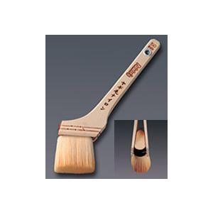 ペインターズ 刷毛 ヤギ毛 ナイロン(中国製) 40mm 5本入り|hakeya