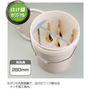 はけ 保存容器 水性用 18L |hakeya