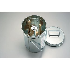 丸形刷毛保存缶(小)|hakeya
