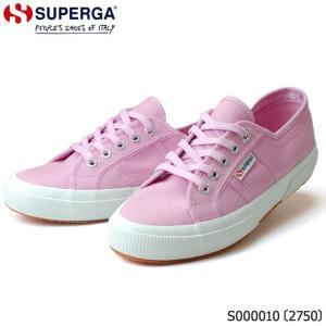 在庫限り スペルガ レディース スニーカー S000010 SPERGA 2750 COTU CLASSIC G30 ピンクラベンダー Pink Lavender キャンバス|hakimonohiroba