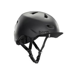 Bern/バーン ツバ付きヘルメット BRENTWOOD/ブレントウッド hakkle