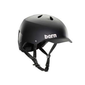 Bern/バーン ツバ付きヘルメット WATTS/ワッツ hakkle