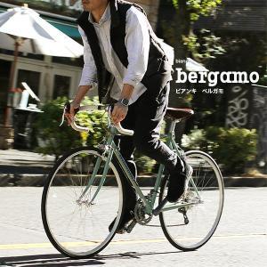 Bianchi/ビアンキ  クロモリロードバイク BERGAMO/ベルガモ|hakkle