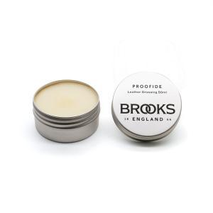 BROOKS/ブルックス 専用オイル PROOFIDE 40G TIN|hakkle