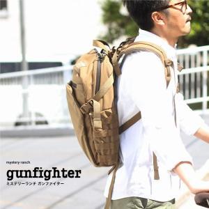 MYSTERY RANCH/ミステリーランチ バックパック GUNFIGHTER/ガンファイター hakkle