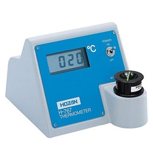 ホーザン(HOZAN) ハンダゴテ温度計 半田ごて温度計 持ち回りに便利な電池式