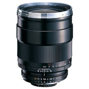Carl Zeiss Distagon T*1.4/35mm ZF.2 ブラック シェード付 ニコン...