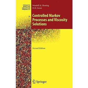 Controlled Markov Processes and Viscosity Solution...