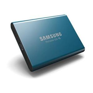 Samsung 外付けSSD T5 500GB 最大転送速度540MB/秒  【PlayStatio...