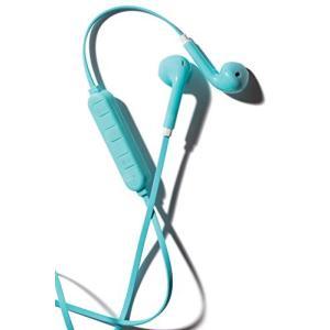 AXES B-FIT Bluetooth イヤフォン AH-BT59 ターコイズブルー|hakobune1116