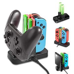 OIVO ジョイコン Joy-Con 充電スタンド ジョイコン充電 Nintendo Switch ...