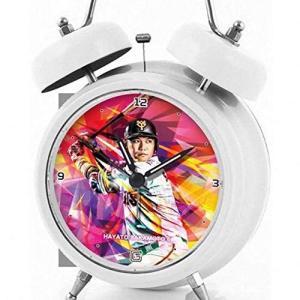 坂本 勇人 目覚まし時計