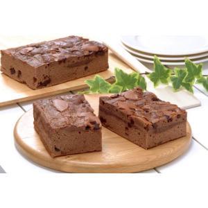 北海道産の原料と良質なチョコレートで作り上げました。 しっとり感がたまらない生タイプのチョコケーキで...