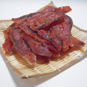 (規格変更)鮭とばイチロー 120g メール便送料無料  北海道産鮭とばスライス 代引き不可 着日時間指定不可 hakodate-shichise