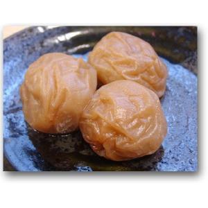 紀州南高梅干しうす味1kg入|hakogi