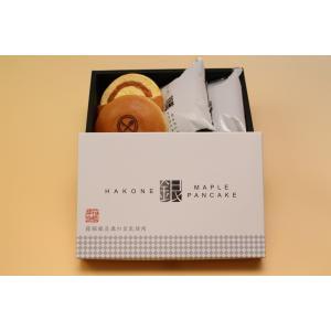 箱根 銀のメイプルパンケーキ 4個入りの詳細画像2