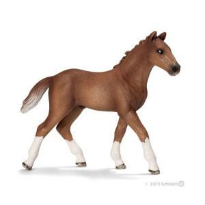 シュライヒ 13730 ハノーバー馬 (仔) 動物フィギュア|hakoniwa