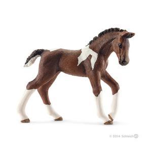 シュライヒ 13758 トラケナー馬(仔) 動物フィギュア|hakoniwa