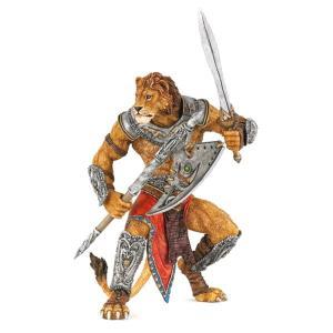 PAPO(パポ)38945 ライオン戦士   フィギュア hakoniwa