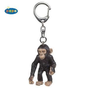 02214 KRチンパンジーの子ども  (PAPO/パポ)|hakoniwa