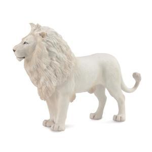 コレクタ/COLLECTA 88785 ホワイトライオン 動物フィギュア|hakoniwa