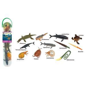 コレクタ/COLLECTA A1104 ミニ古代生物セット(海) 恐竜フィギュア|hakoniwa