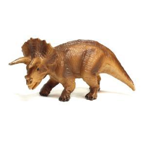 ミニチュアプラネット 73393 トリケラトプス ミニ恐竜フィギュア|hakoniwa