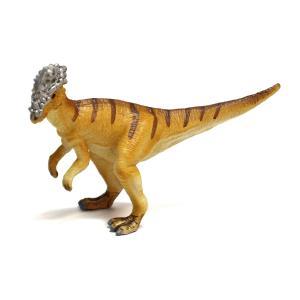 ミニチュアプラネット 73399 パキケファロサウルス ミニ恐竜フィギュア|hakoniwa