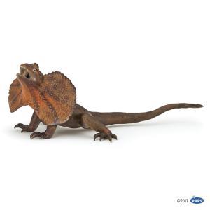 PAPO(パポ) 50223 エリマキトカゲ   動物フィギュア|hakoniwa
