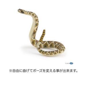 PAPO(パポ) 50237 ガラガラヘビ  動物フィギュア|hakoniwa