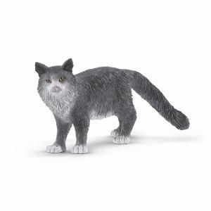 シュライヒ 13893 メインクーン 動物フィギュア hakoniwa