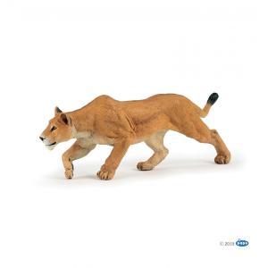PAPO(パポ) 50251 ライオンのお母さん(狙)  動物フィギュア hakoniwa