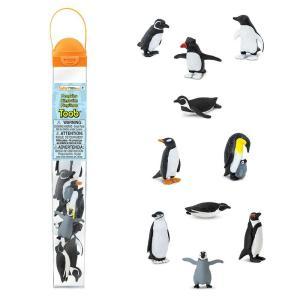 Safari (サファリ)683404 ペンギンチューブ 動物フィギュア|hakoniwa