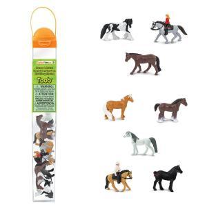Safari (サファリ)679704 乗馬 チューブ 動物フィギュア hakoniwa