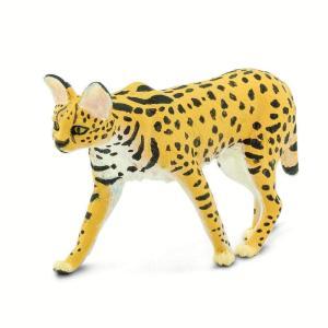 Safari (サファリ)100237 サーバルキャット 動物フィギュア|hakoniwa