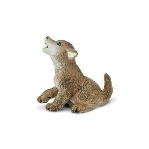 Safari (サファリ)222929 オオカミ(仔) 動物フィギュア|hakoniwa