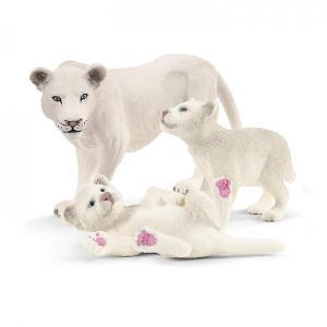 シュライヒ 42505 ライオンの親子  動物フィギュア|hakoniwa