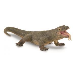 コレクタ/COLLECTA 88900 コモドドラゴン 動物フィギュア hakoniwa