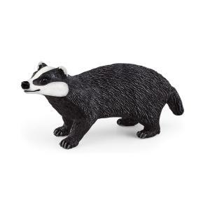 シュライヒ 14842 アナグマ 動物フィギュア hakoniwa