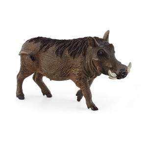 シュライヒ 14843 イボイノシシ 動物フィギュア hakoniwa