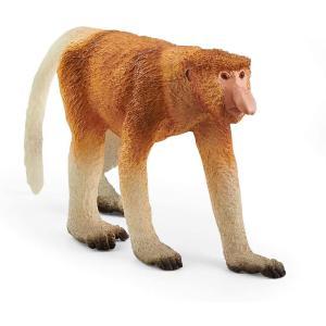 シュライヒ 14846 テングザル 動物フィギュア hakoniwa